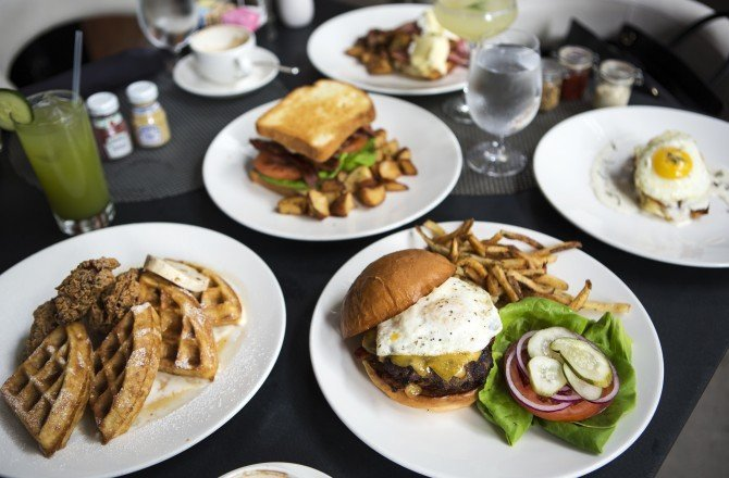 4 Dishes To Try for Brunch at TRACE Austin