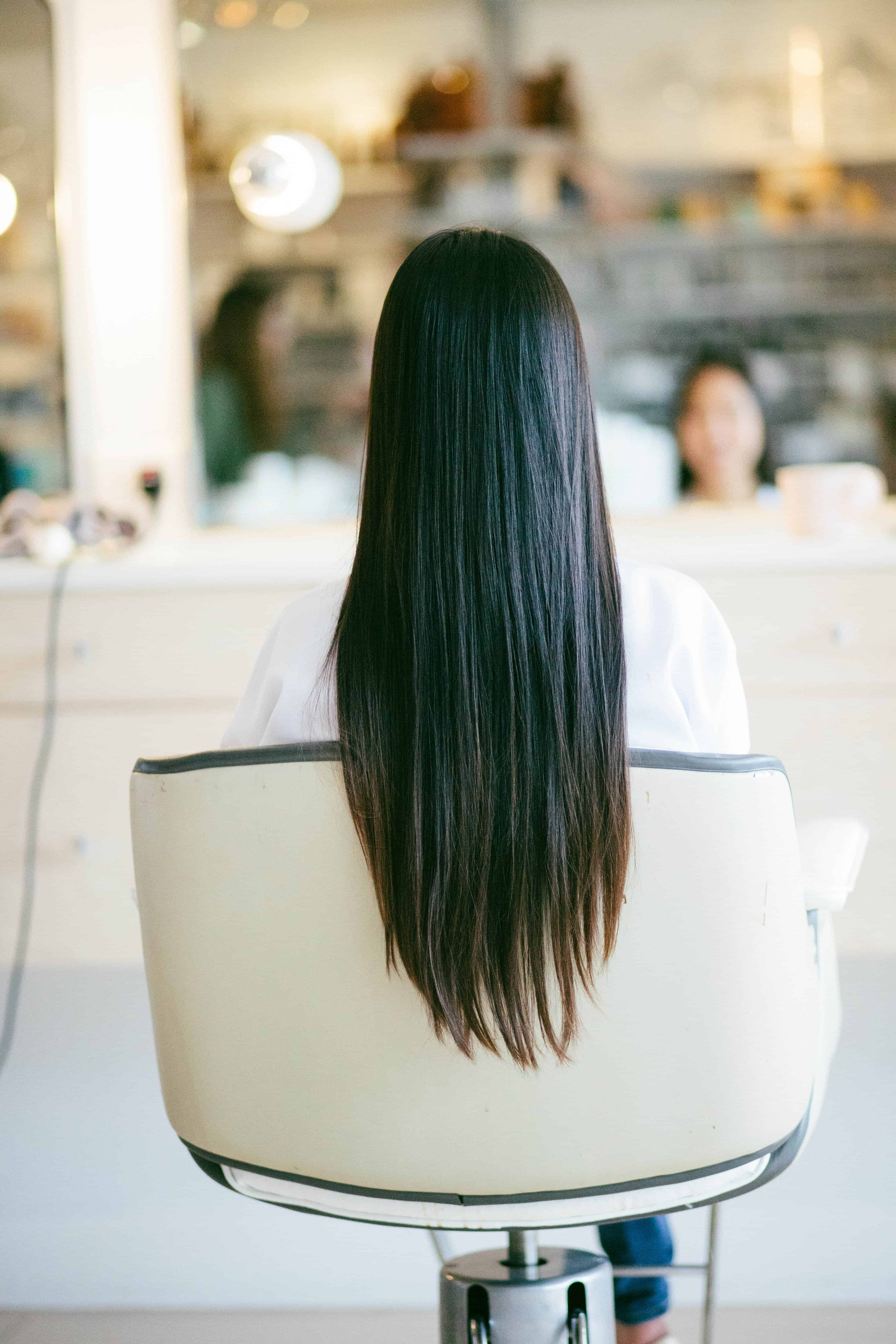 The Lob Haircut  Balayage \u2013 Everything You Need To Know. A Taste of Koko Sabia Apothecary , Long Straight Asian Hair