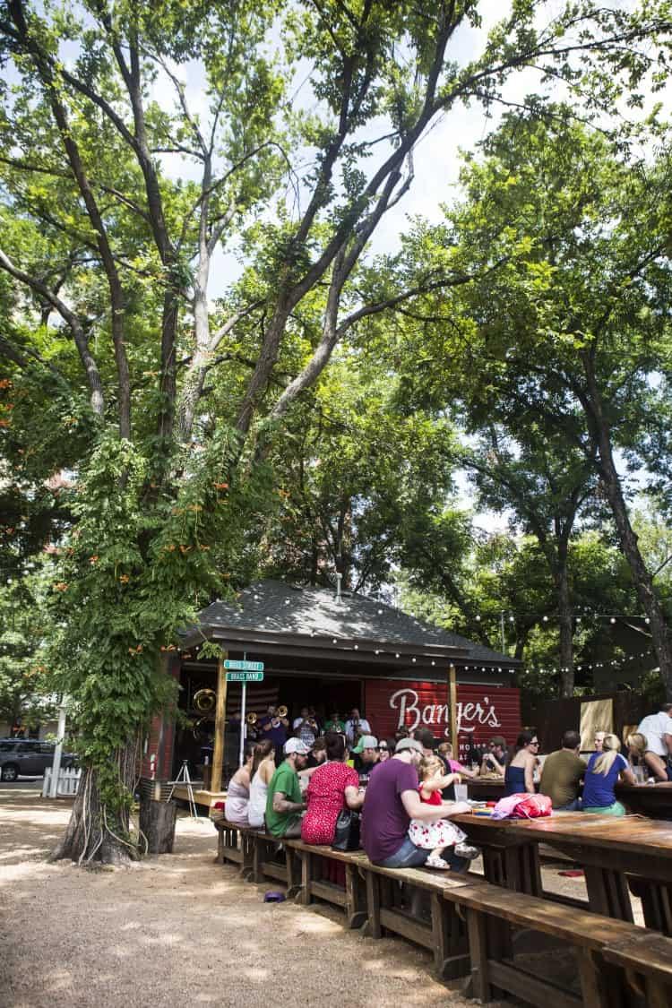 Banger's Austin, Rainey Street