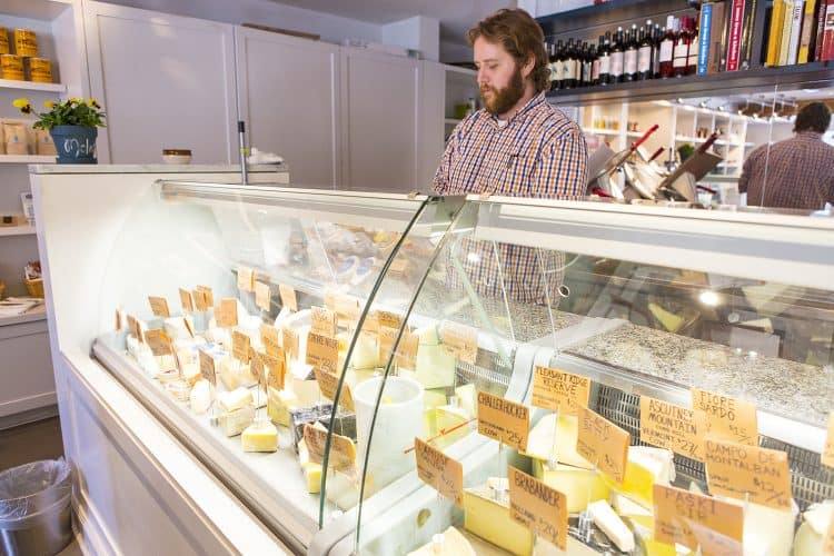 Epicerie Cafe Cheese
