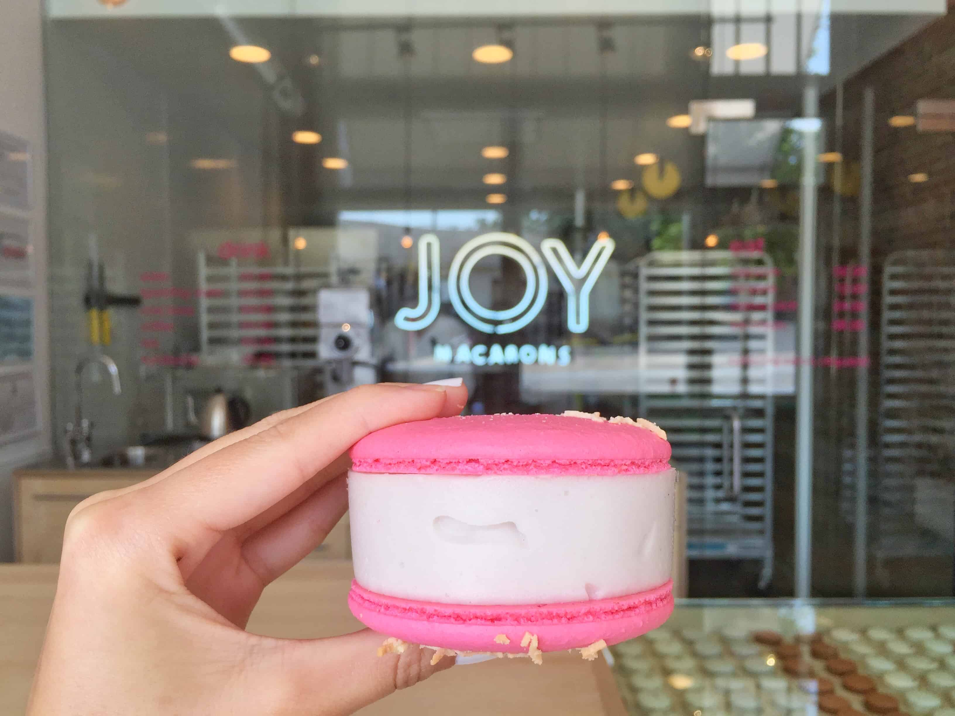 Where To Find Macaron Ice Cream Sandwiches In Dallas A Taste of Koko
