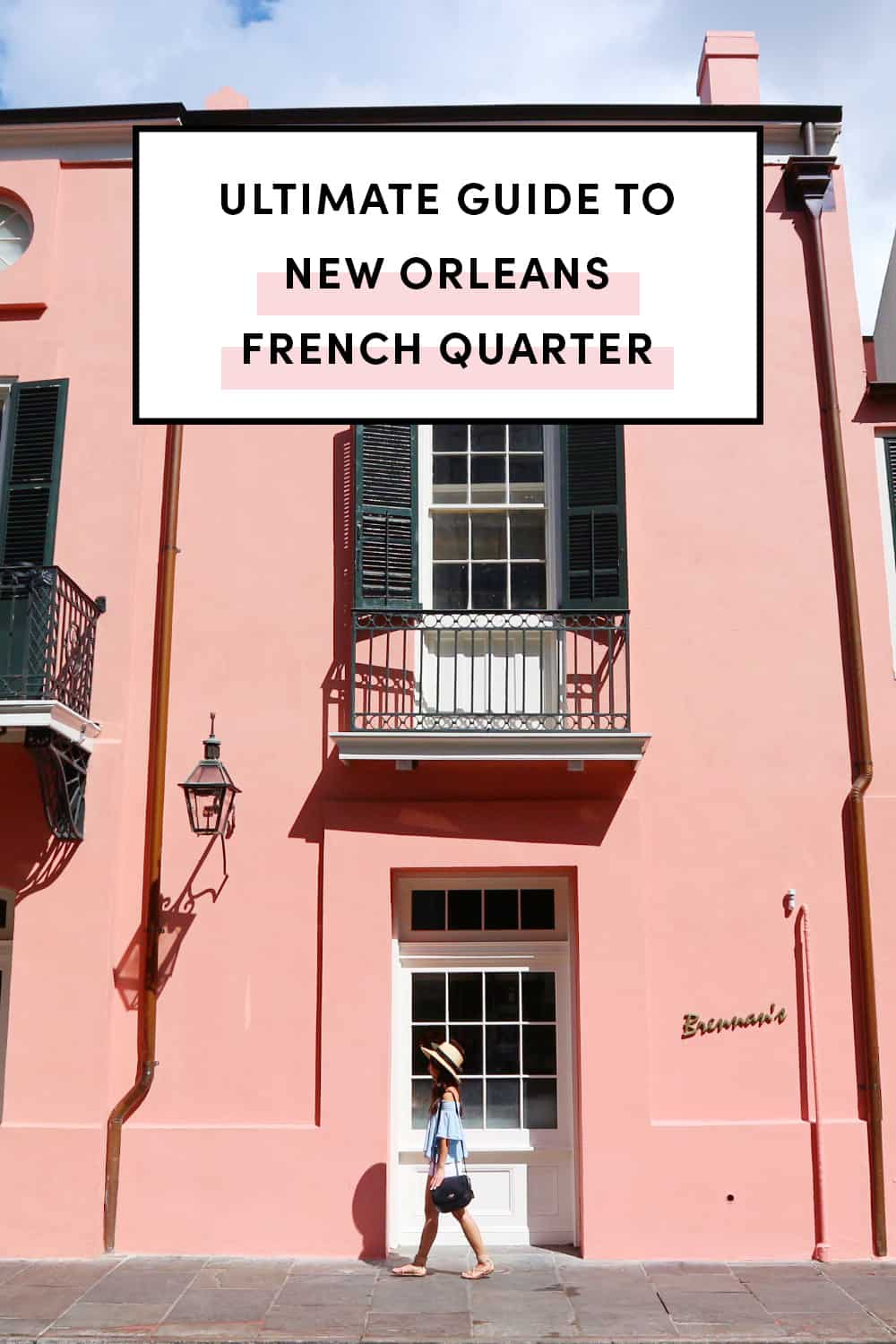 Ultimate Guide To New Orleans French Quarter