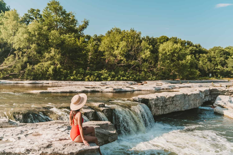 7 Best Swimming Holes in Austin - A Taste of Koko