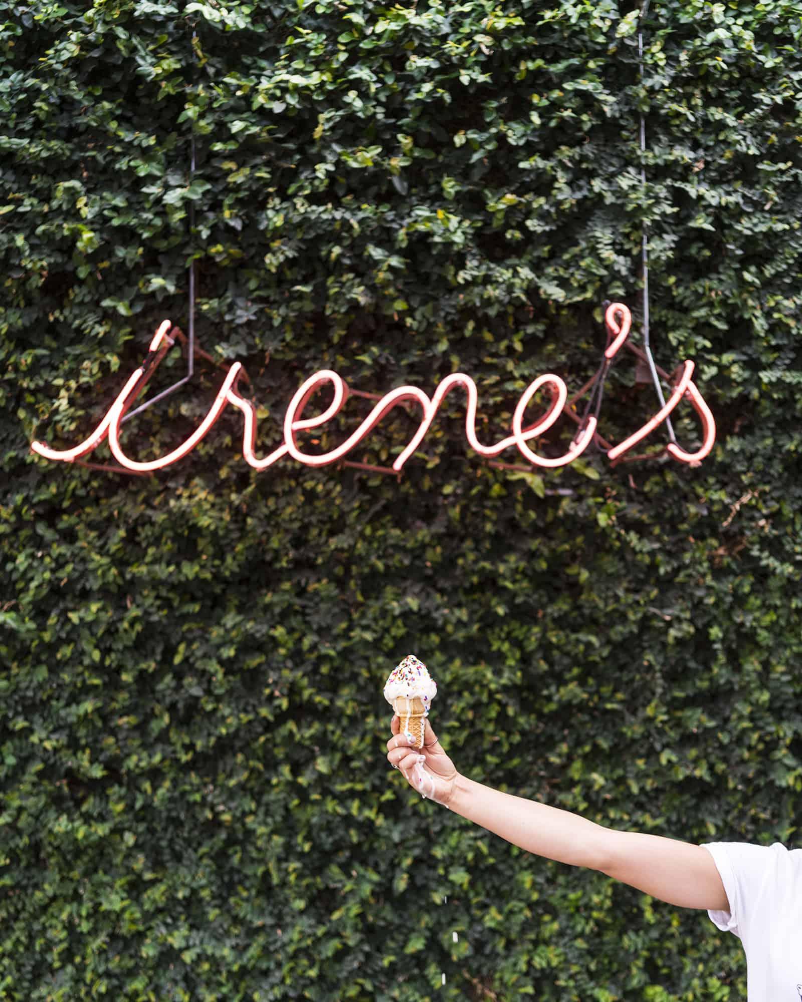 Irene's Soft Serve