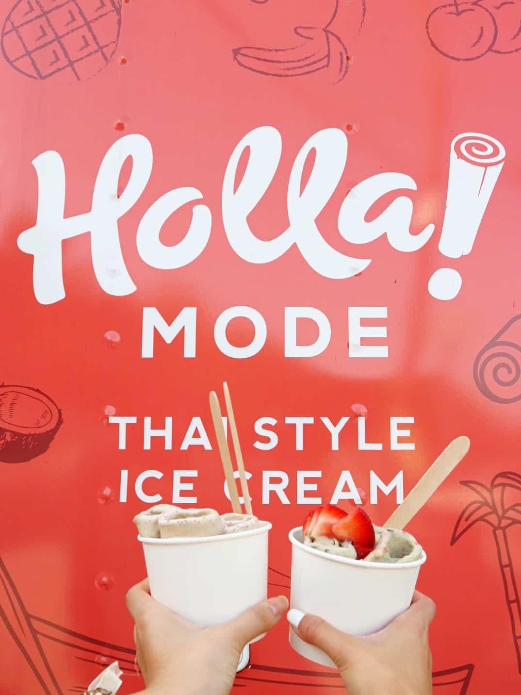 Holla Mode