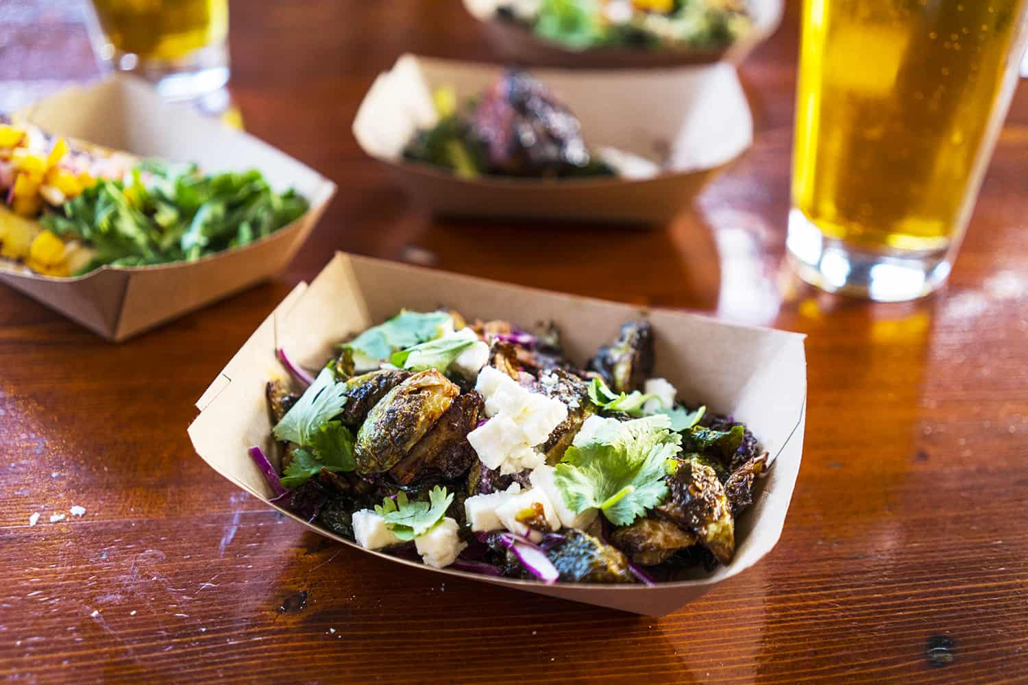 Brussels Sprouts at Austin Daily Press