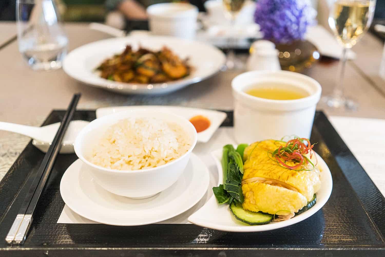 Hainan chicken