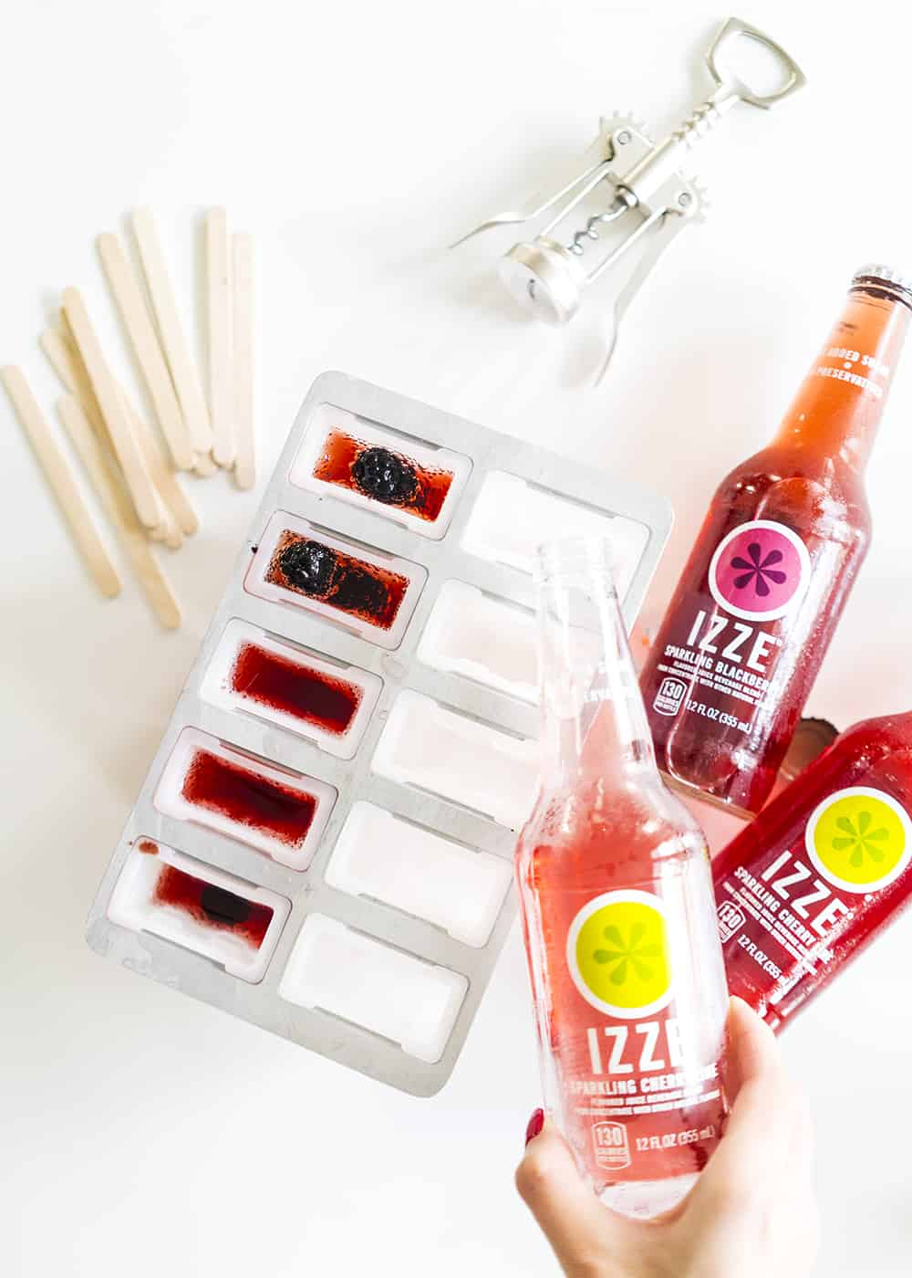 IZZE Blackberry