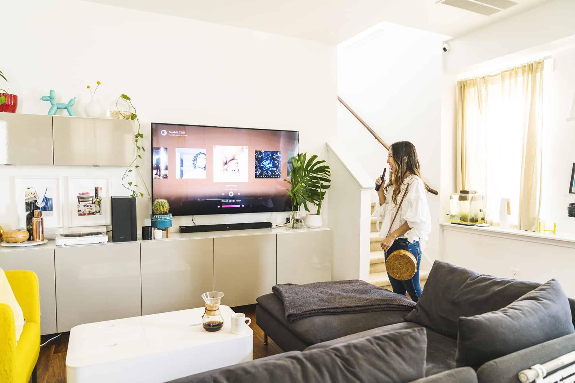 LG SK9000 LG AI TV