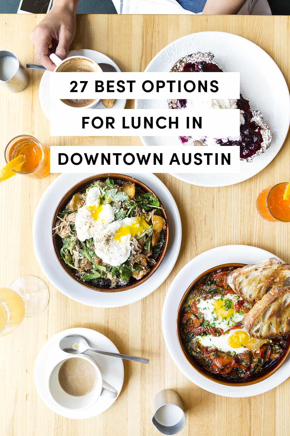 27 Best Options For Lunch Downtown Austin TX