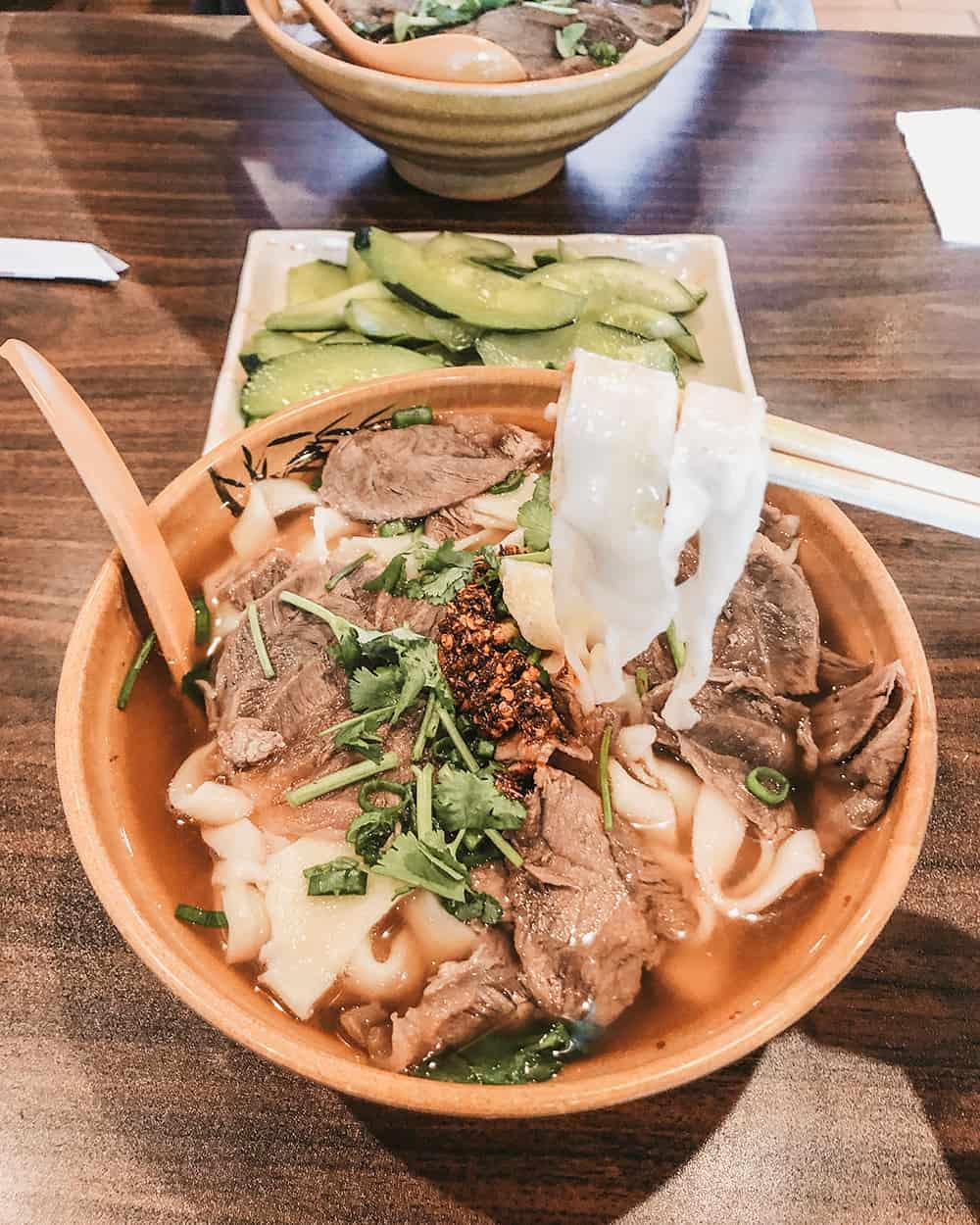 Julie's Noodles in Austin, TX