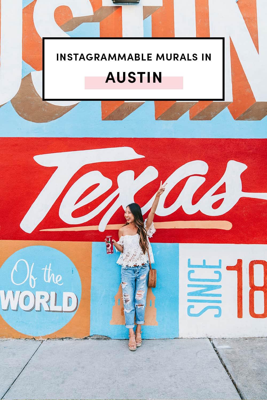 Instagrammable Murals In Austin