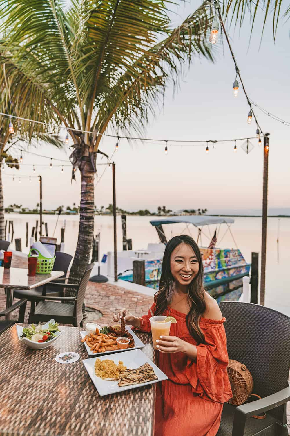 Yucatan Waterfront Restaurant in Fort Myers