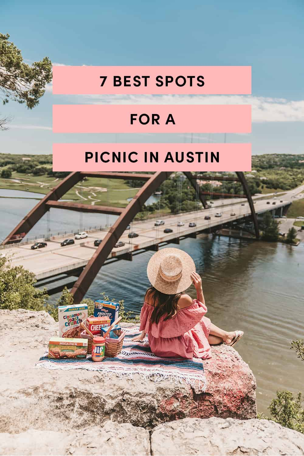 7 Best Spots For A Picnic In Austin