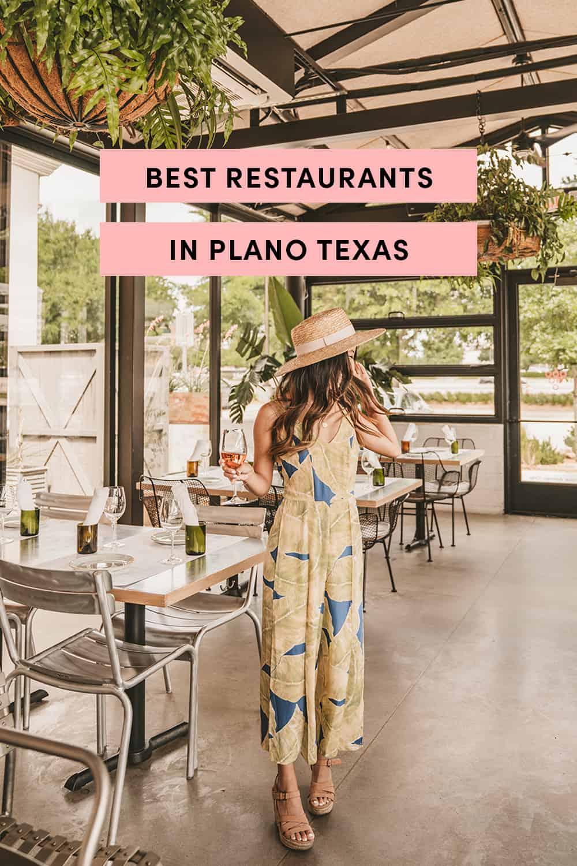 Best Restaurants In Plano Texas