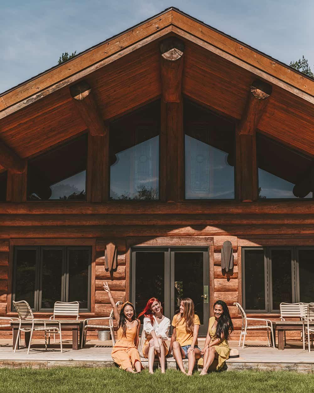 Barothy Lodge in Ludington, Michigan