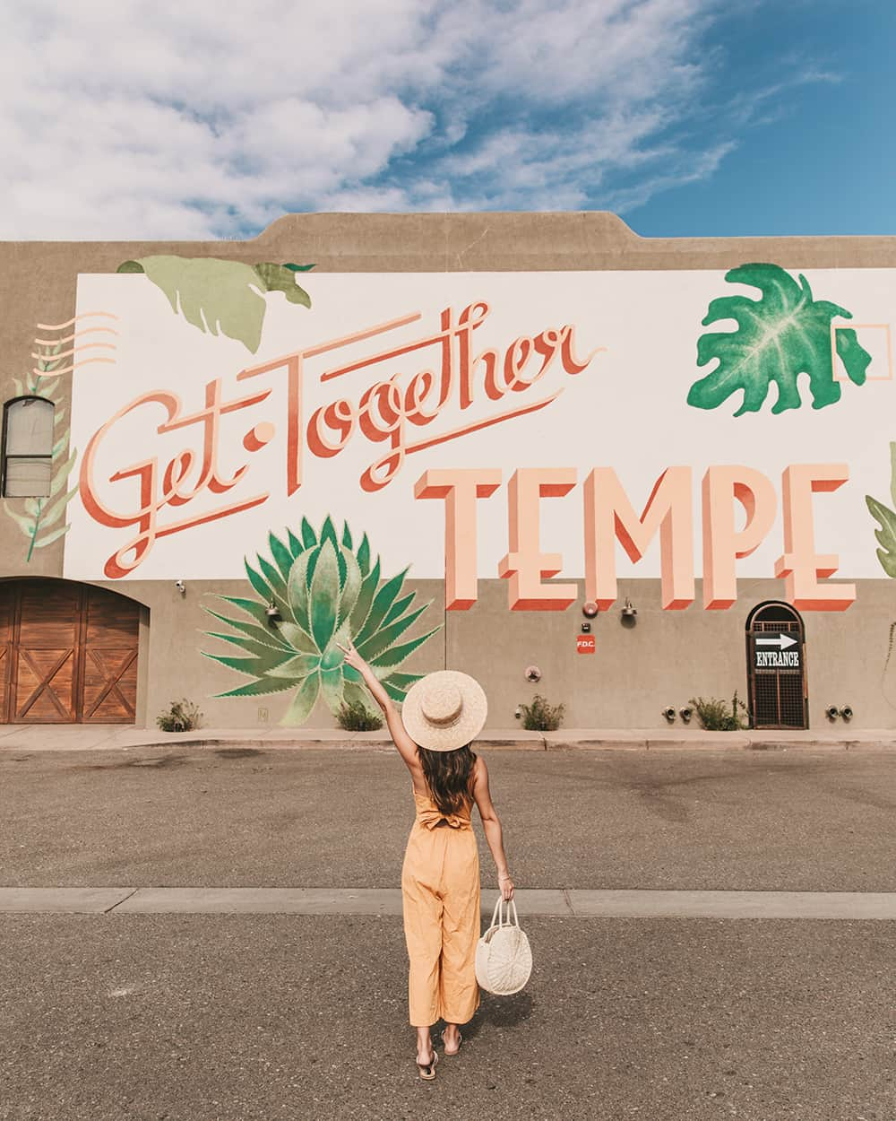 Get Together Tempe mural