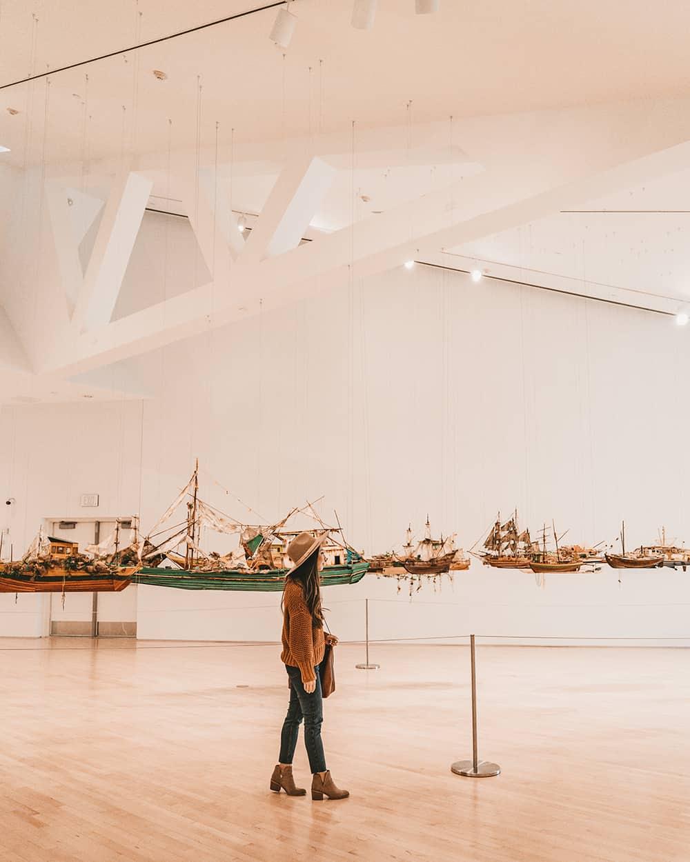 Kemper Museum of Contemporary Art in Kansas City
