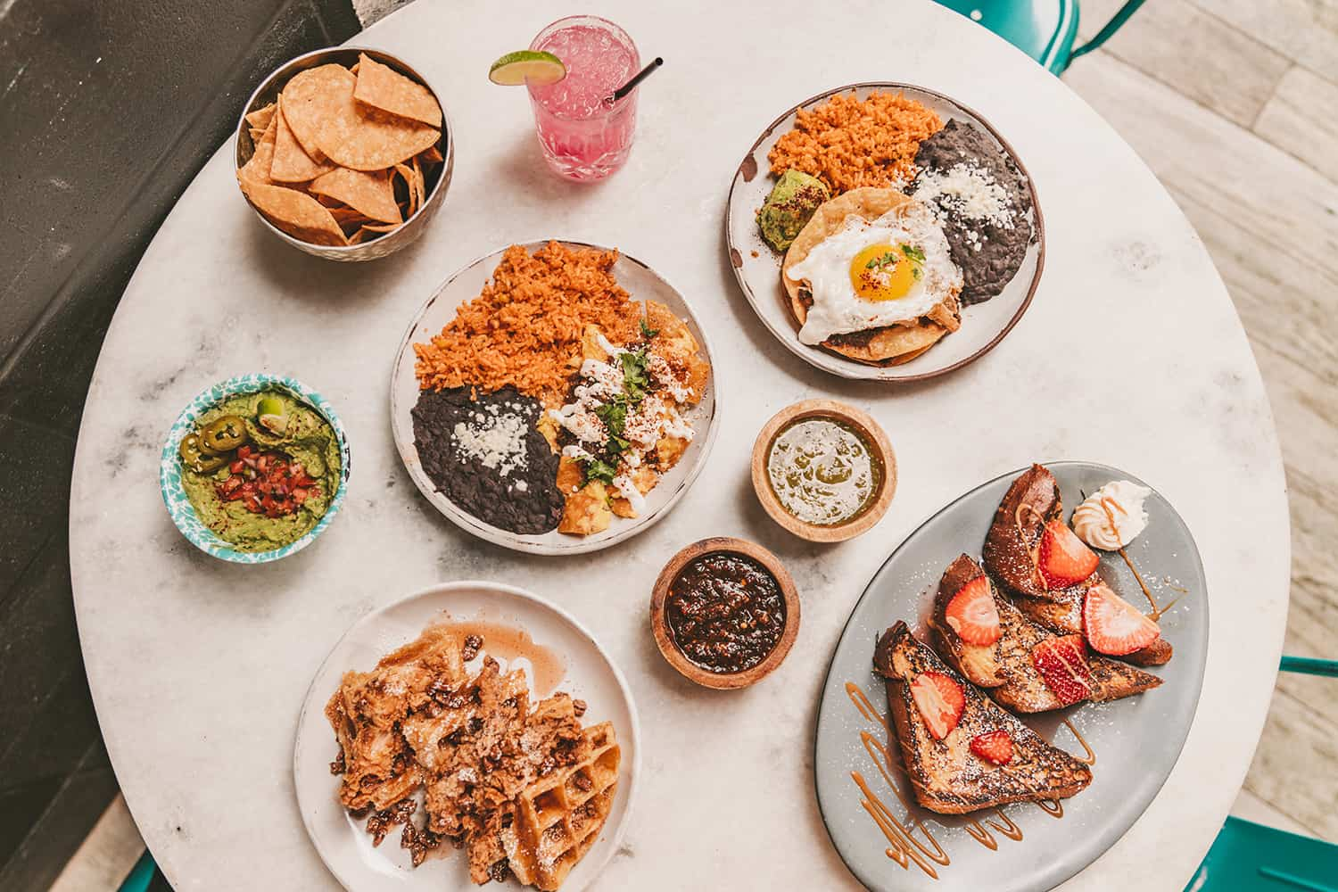 24 Spots With The Best Brunch In Austin Updated 2020 A Taste Of Koko